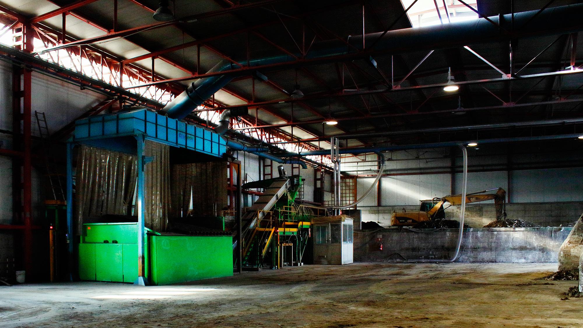 impianto di inertizzazione rifiuti brixiambiente