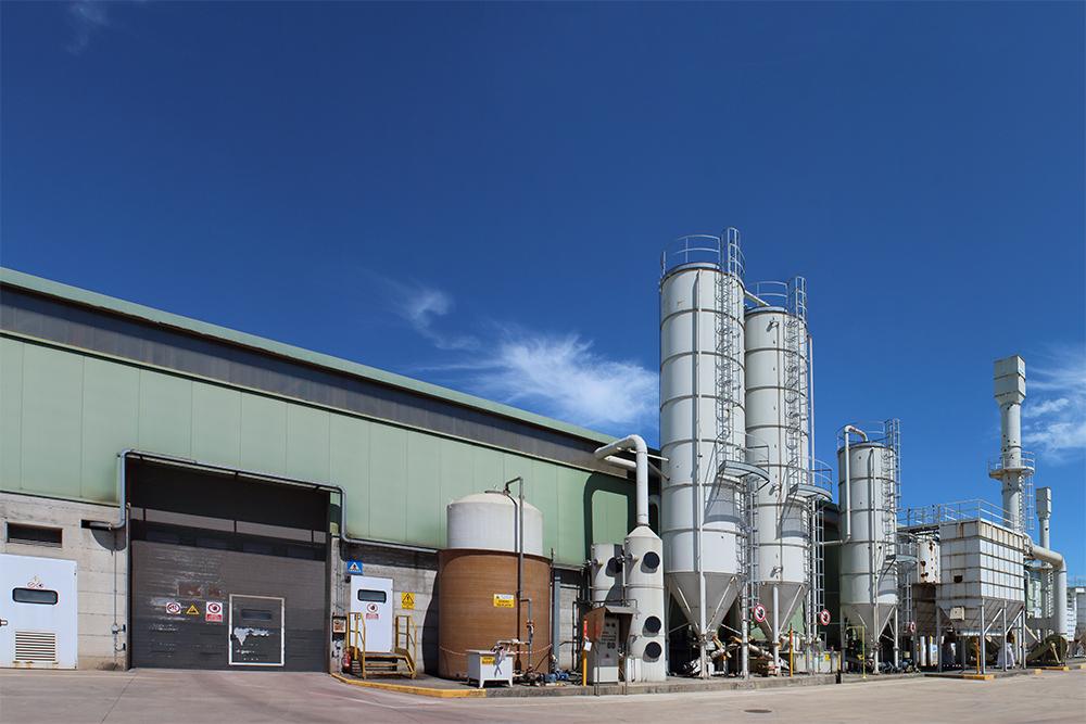 impianto inertizzazione rifiuti a Brescia