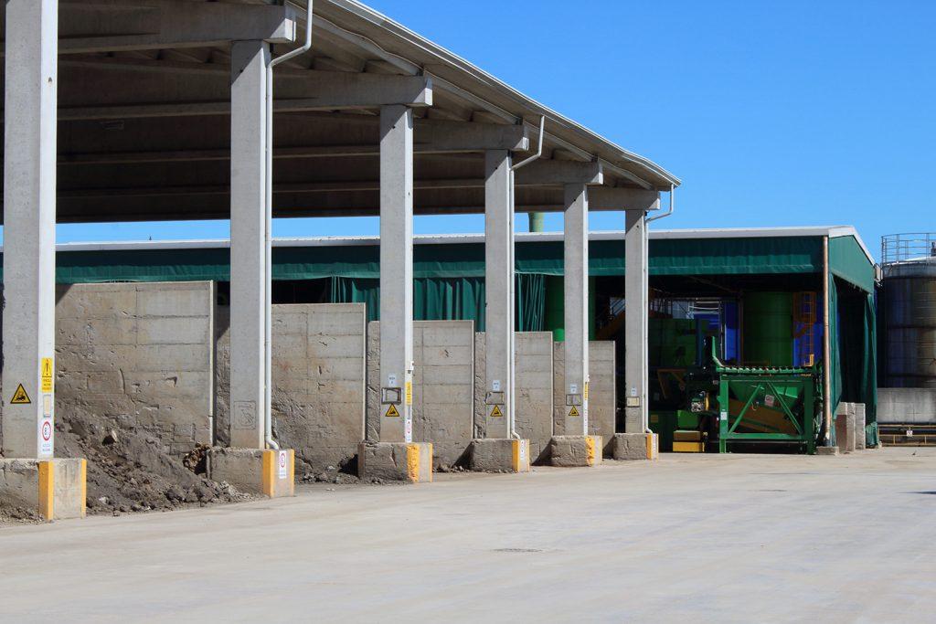 impianto lavaggio terre e materiali edili Brescia
